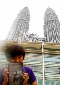 Thanks! Yunn Wen Heng, Petronas Twin Towers, Kuala Lumpur