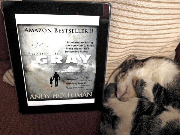 Reader Pictures - Shades of Gray around the World (thanks to all of you!!) (1/6)