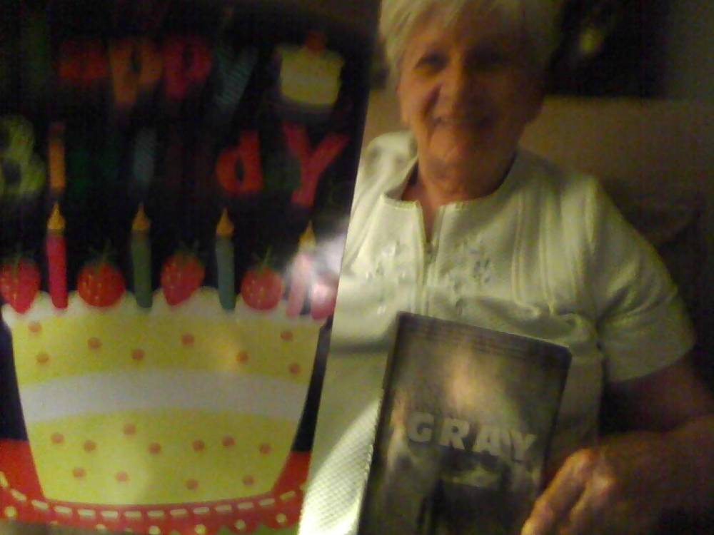 Reader Pictures - Shades of Gray around the World (thanks to all of you!!) (5/6)