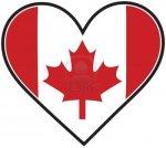 4379691-a-canadian-flag-shaped-like-a-heart